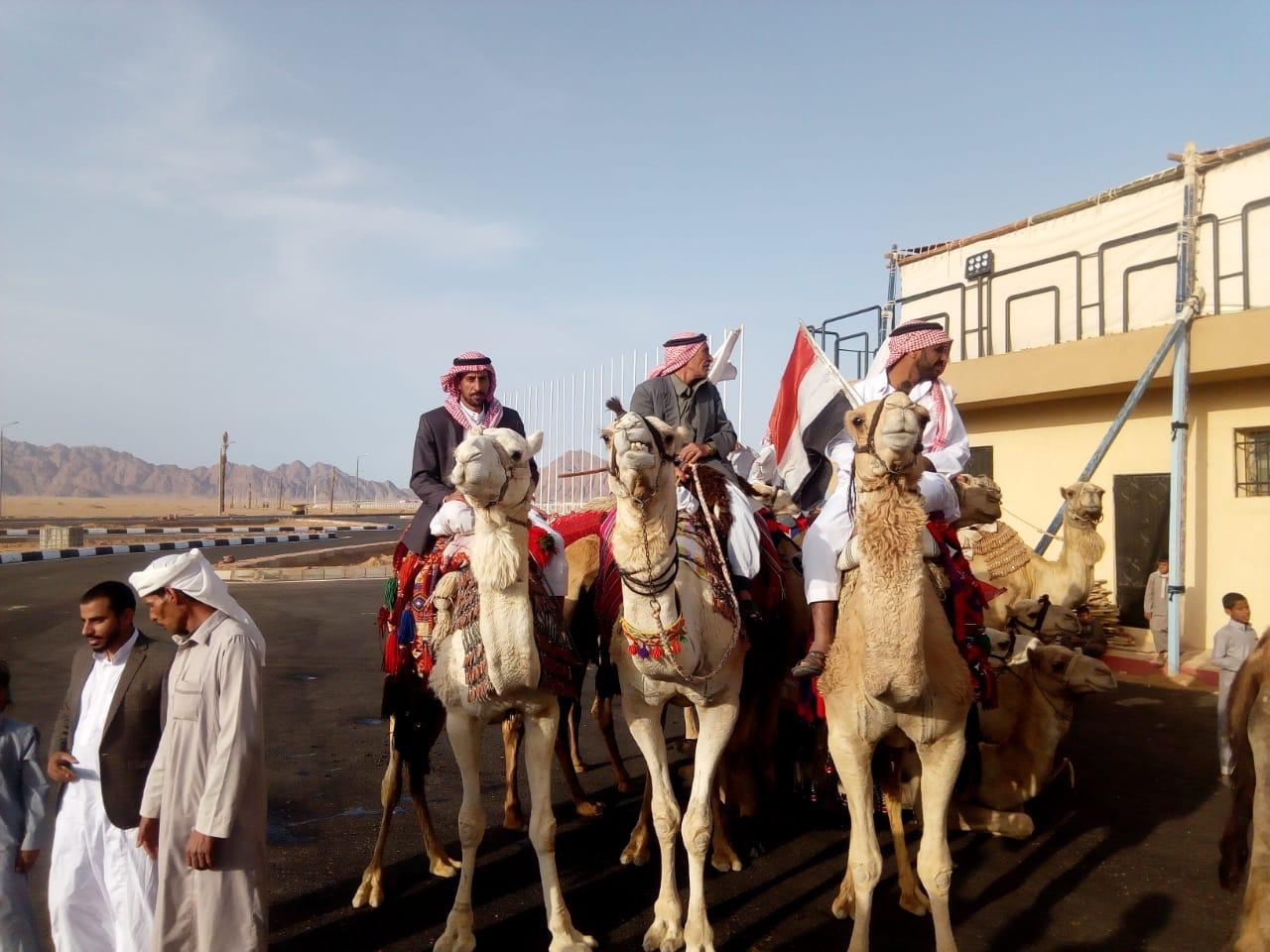 المشاركين المصريين بسباق الطائق  (4)