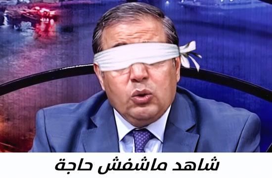 محمود سعد الدين يفضح حمزة زوبع (4)