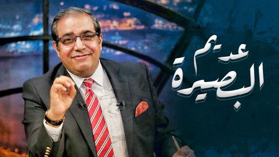 محمود سعد الدين يفضح حمزة زوبع (2)