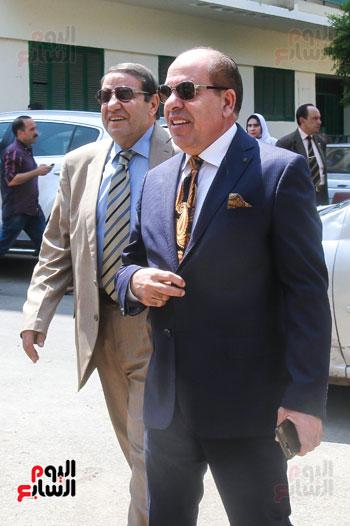 قيادات وأعضاء حزب الوفد من مختلف المحافظات فى زيارة لضريح سعد زغلول (24)