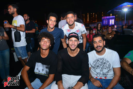 حفل محمد رمضان (14)