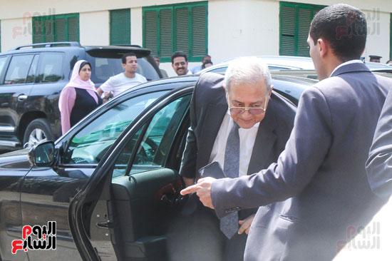 قيادات وأعضاء حزب الوفد من مختلف المحافظات فى زيارة لضريح سعد زغلول (25)