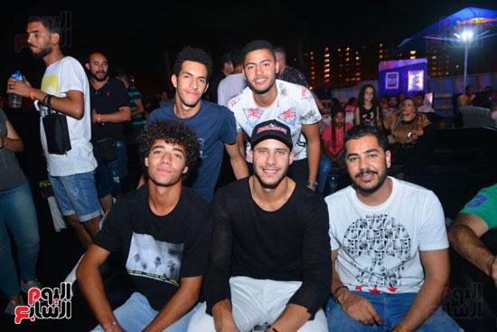 حفل محمد رمضان (12)