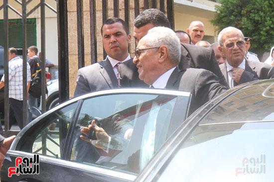 قيادات وأعضاء حزب الوفد من مختلف المحافظات فى زيارة لضريح سعد زغلول (26)