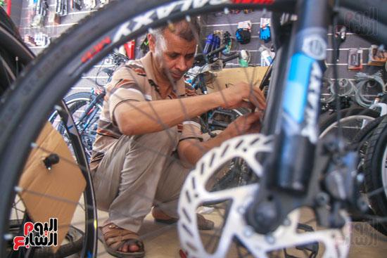 الصيانة من الاساسيات في الدراجات