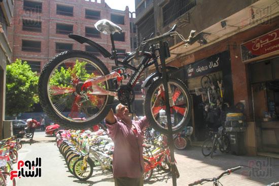 الدراجة الهامر الحديثة