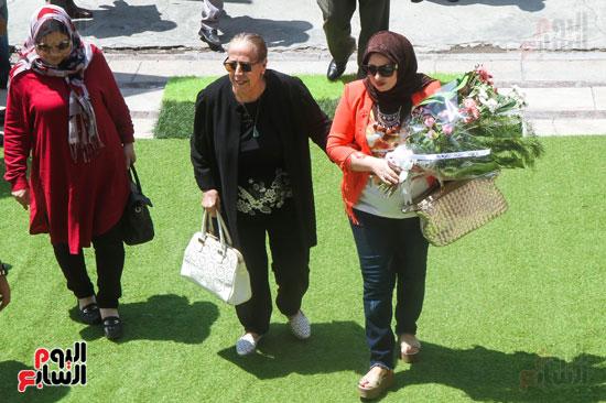 قيادات وأعضاء حزب الوفد من مختلف المحافظات فى زيارة لضريح سعد زغلول (11)