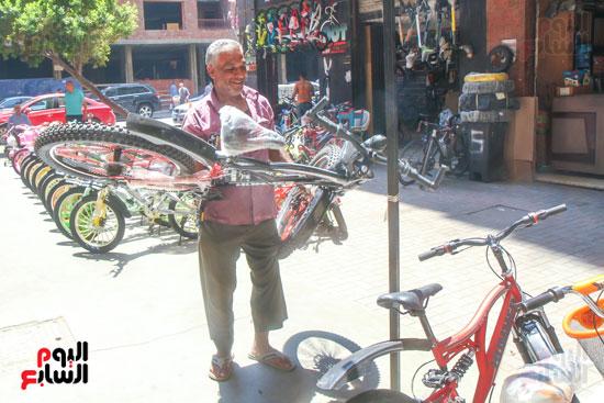 الدراجة الهامر