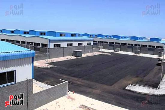 طرح 218 وحدة صناعية بالغردقة للشباب وصغار المستثمرين (7)