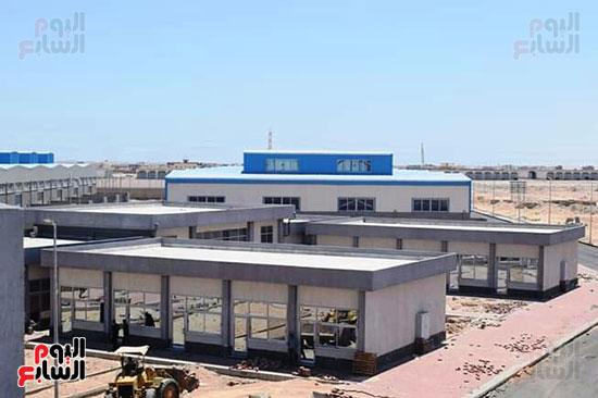 طرح 218 وحدة صناعية بالغردقة للشباب وصغار المستثمرين (2)