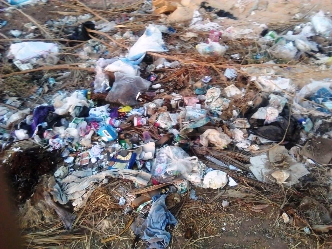 الطريق الدائرى الغربى بمدينة موط بالداخلة (7)