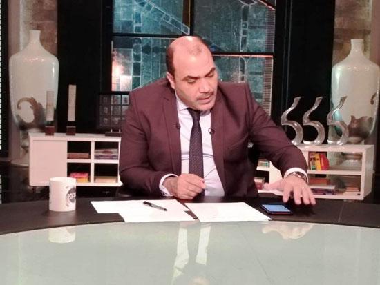 الإعلامى الدكتور محمد الباز  (2)