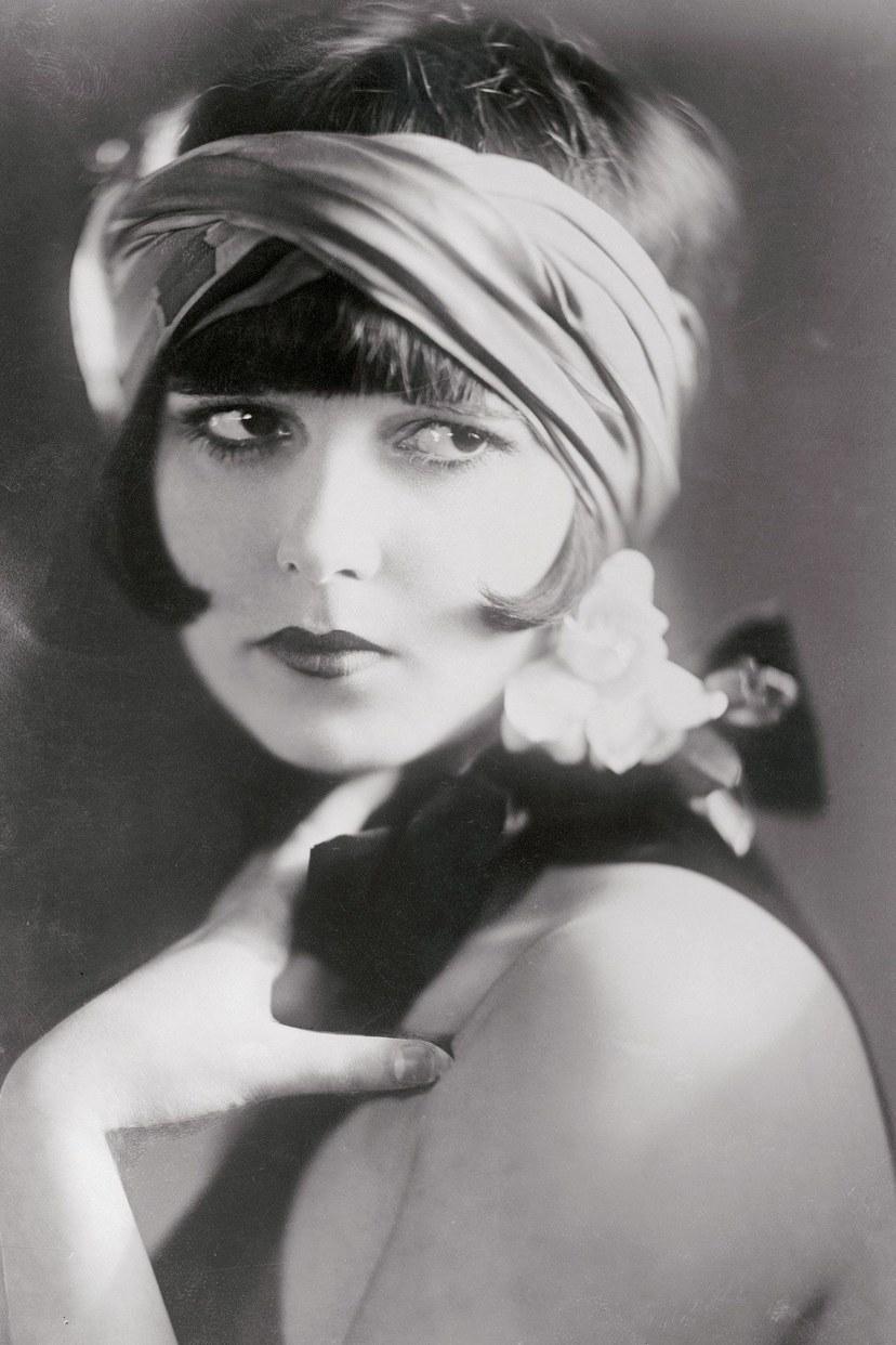 لويز بروكس ، 1925.
