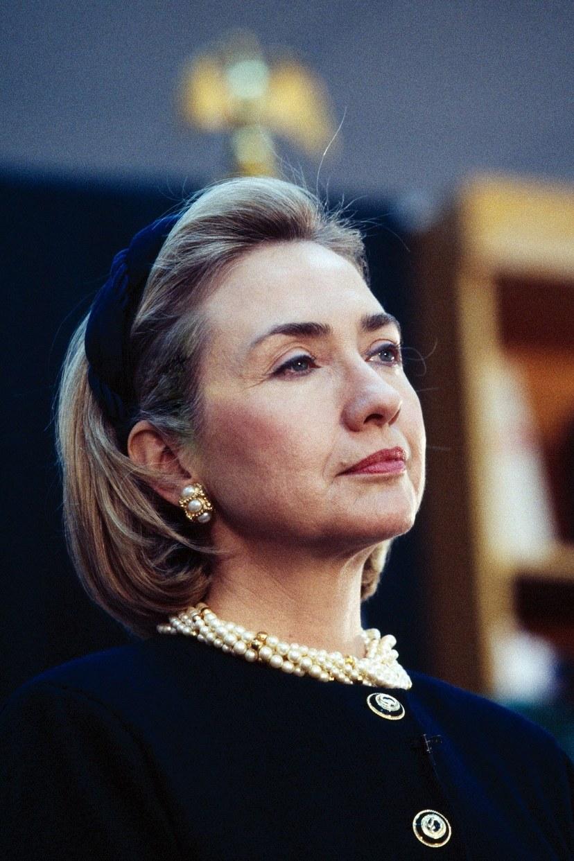 هيلاري كلينتون ، 1997.