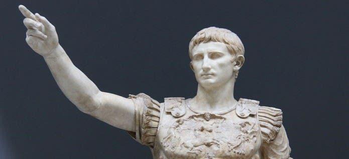 Julius Caesar portrait