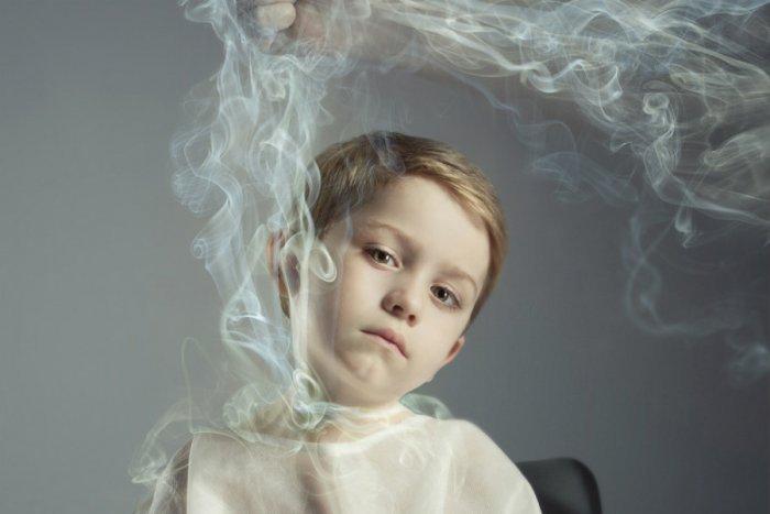 دخان السجائر تاثيره على الطفل