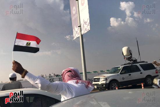 انتصار جديد لمصر فى سباق ولى العهد للهجن بالسعودية (7)