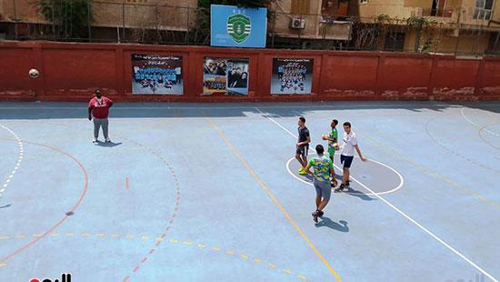 أبطال كرة اليد بالإسكندرية  (4)