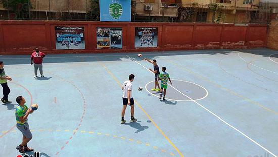 أبطال كرة اليد بالإسكندرية  (1)