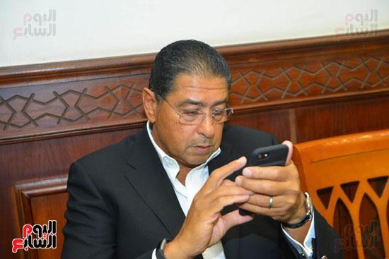 عزاء محمد قنديل (49)