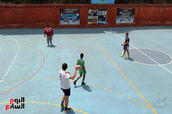 أبطال كرة اليد بالإسكندرية  (10)