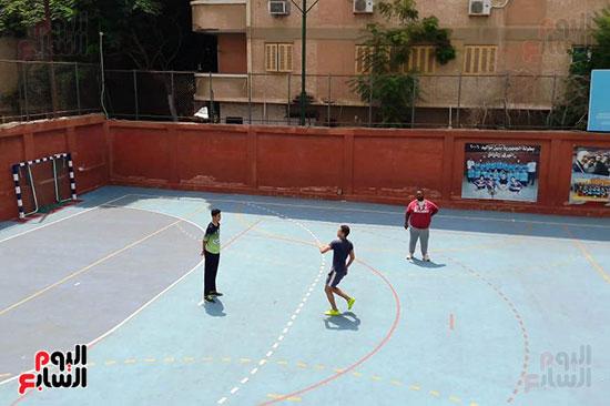 أبطال كرة اليد بالإسكندرية  (9)