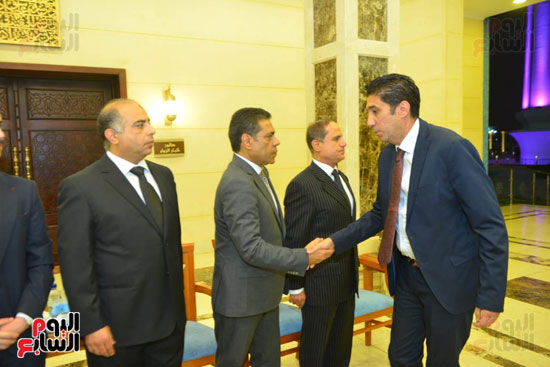 عزاء محمد قنديل (50)