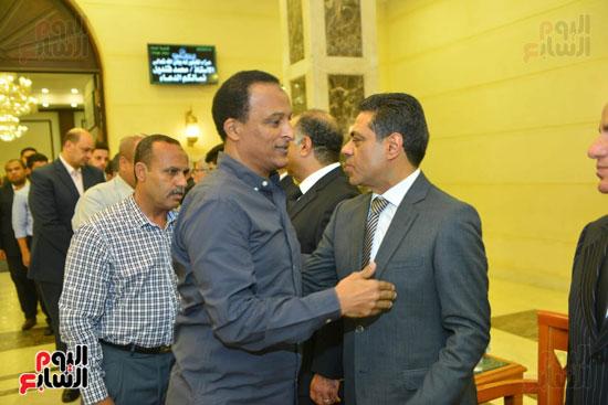 عزاء محمد قنديل (110)