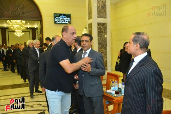 عزاء محمد قنديل (105)