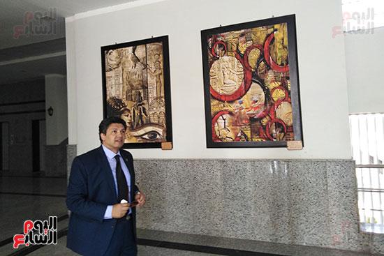 الدكتور سيد دعدور رئيس جامعة دمياط (1)
