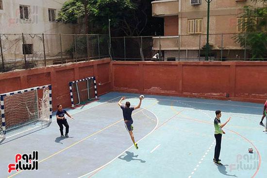 أبطال كرة اليد بالإسكندرية  (11)