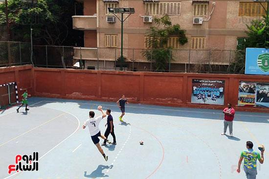 أبطال كرة اليد بالإسكندرية  (13)