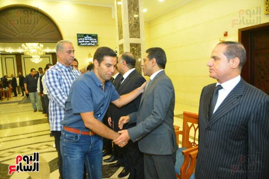 عزاء محمد قنديل (46)