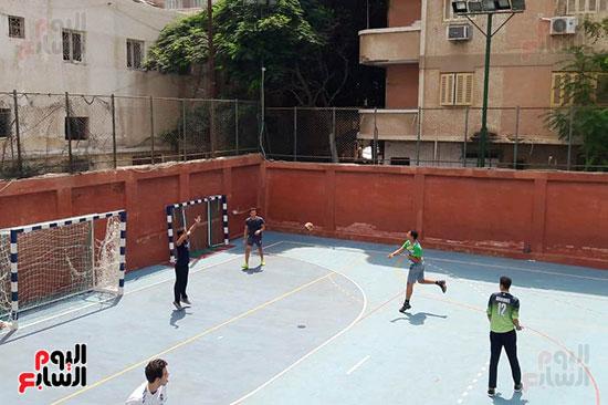 أبطال كرة اليد بالإسكندرية  (6)