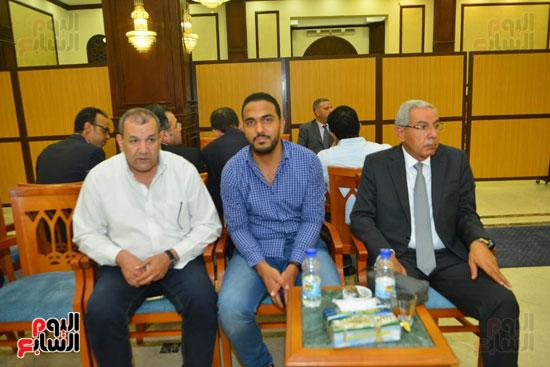 عزاء محمد قنديل (2)