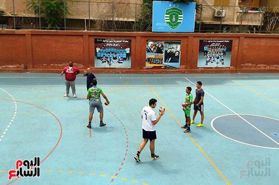 أبطال كرة اليد بالإسكندرية  (7)