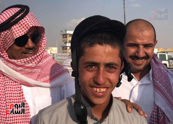 انتصار جديد لمصر فى سباق ولى العهد للهجن بالسعودية (4)