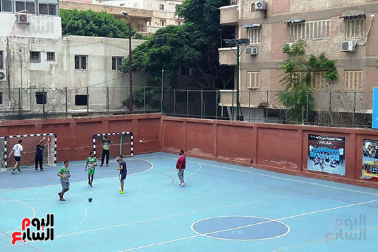 أبطال كرة اليد بالإسكندرية  (12)