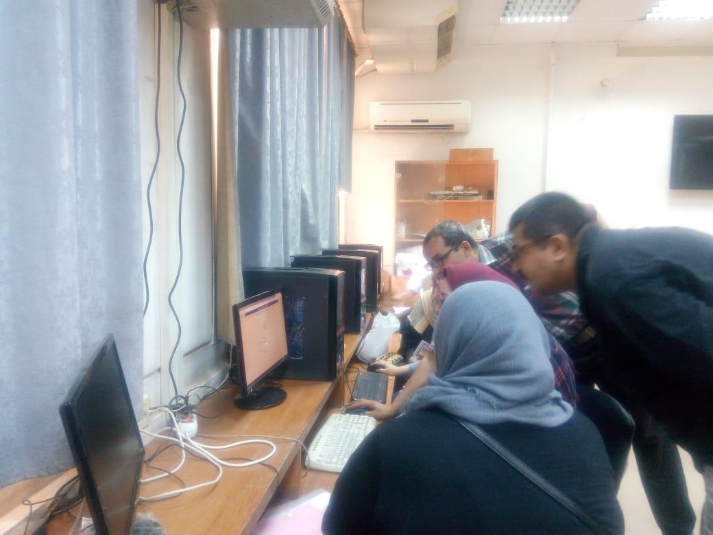 جامعة عين شمس تواصل استقبال طلاب المرحلة الثالثة للتنسيق (3)