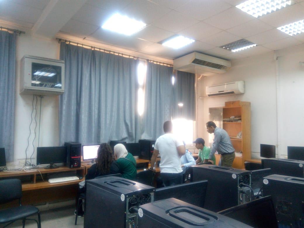 جامعة عين شمس تواصل استقبال طلاب المرحلة الثالثة للتنسيق (4)