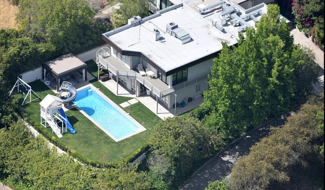 منزل نيكول كيدمان