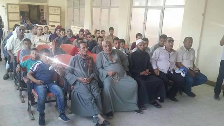 المنيا تنفذ برنامج تعزيز المواطنة  (5)