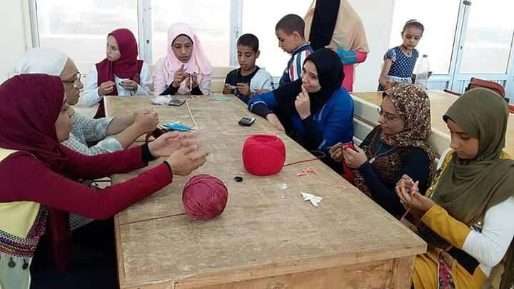المنيا تنفذ برنامج تعزيز المواطنة  (3)