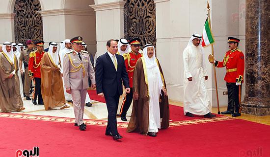 63192-السيسى-فى-الكويت-(4)