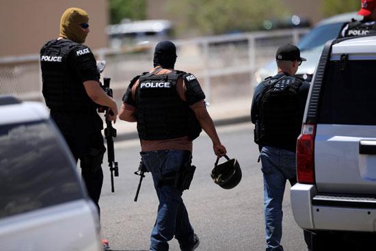شرطة تكساس