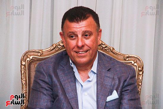الدكتور-محمود-المتينى-رئيس-جامعة-عين-شمس-الجديد