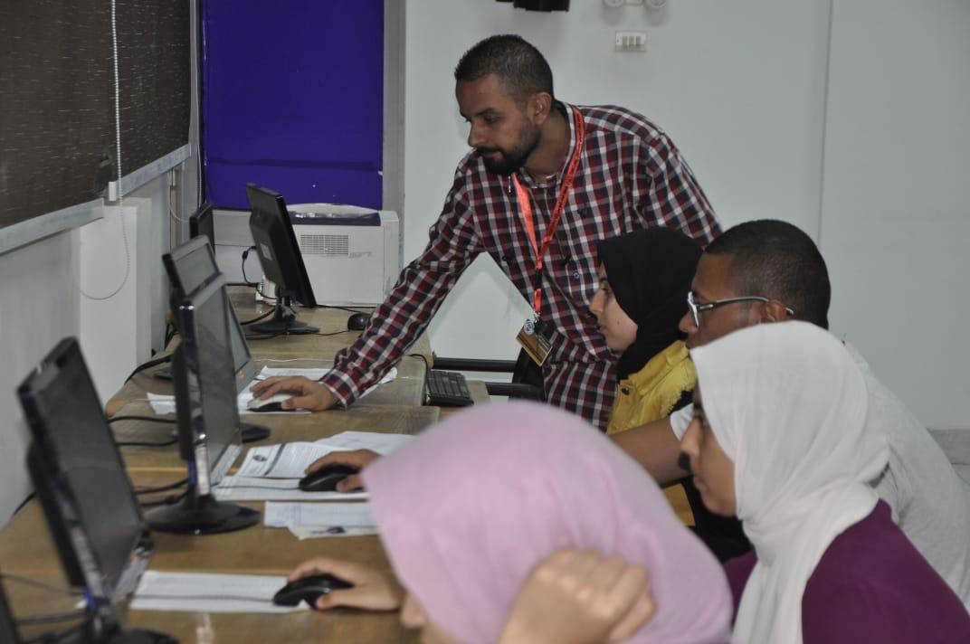 5- مكتب تنسيق طلاب المرحلة الثانية