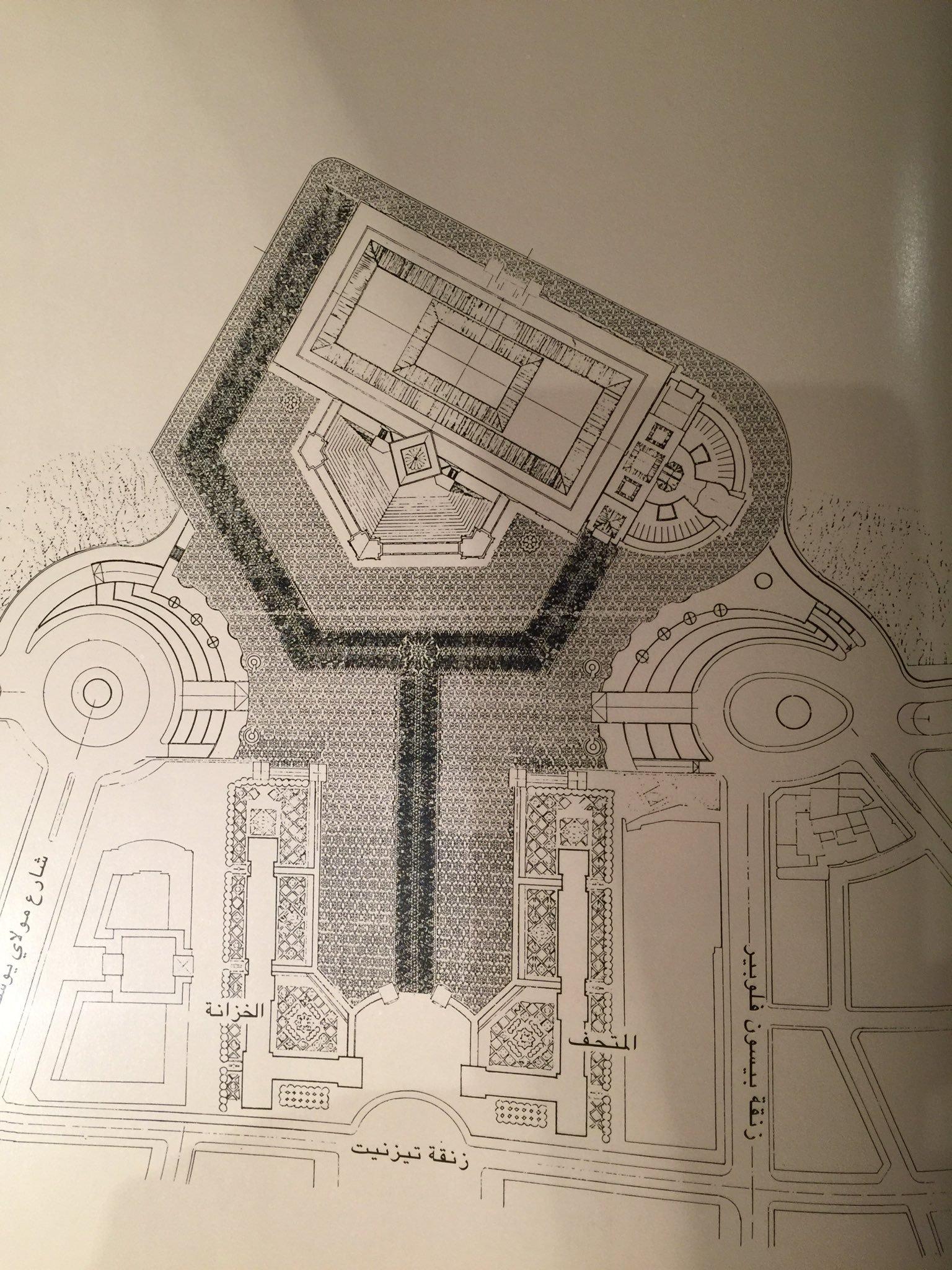 تصميم المسجد