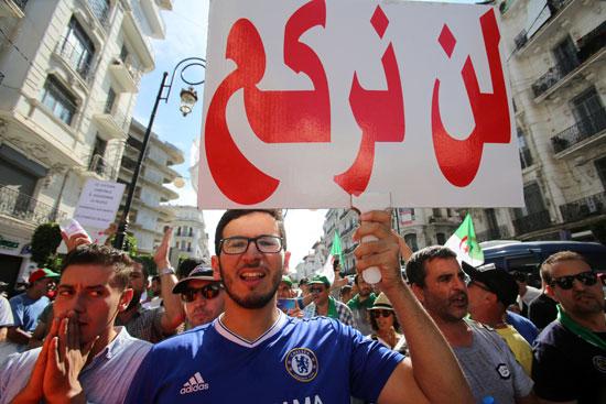 مسيرة فى الجزائر