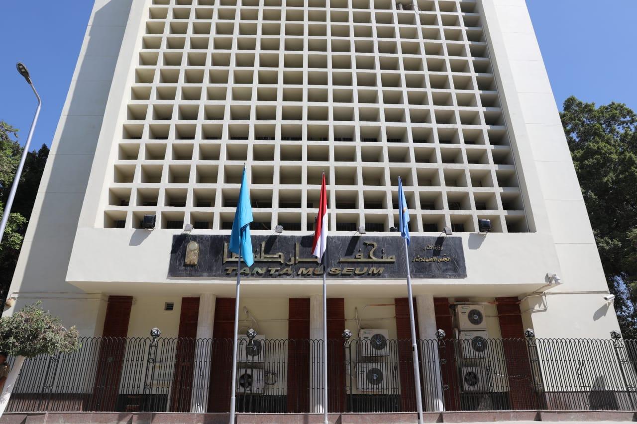 متحف طنطا (1)